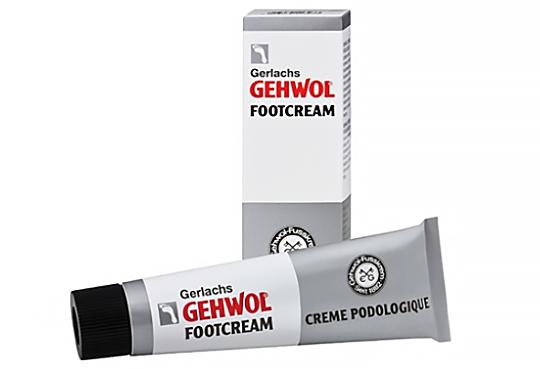 Crème pour les pieds (75ml)